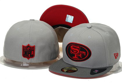 San Francisco 49ers Fitted Hat 60D 150229 19